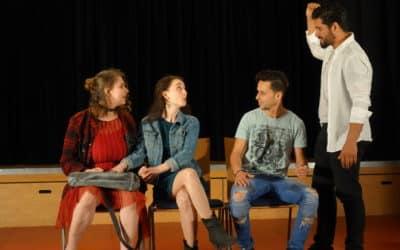 """Theater als gelebte Integration – """"Der Geschmack von Sprache"""" geht in die vierte Runde"""