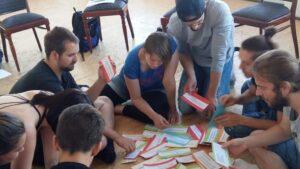 """Vorbereitungsseminar Theaterprojekt """"Der Geschmack von Sprache"""""""