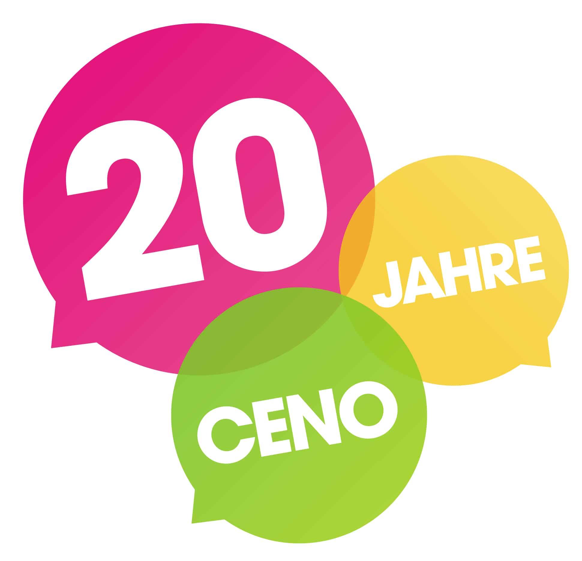 20 Jahre Ceno