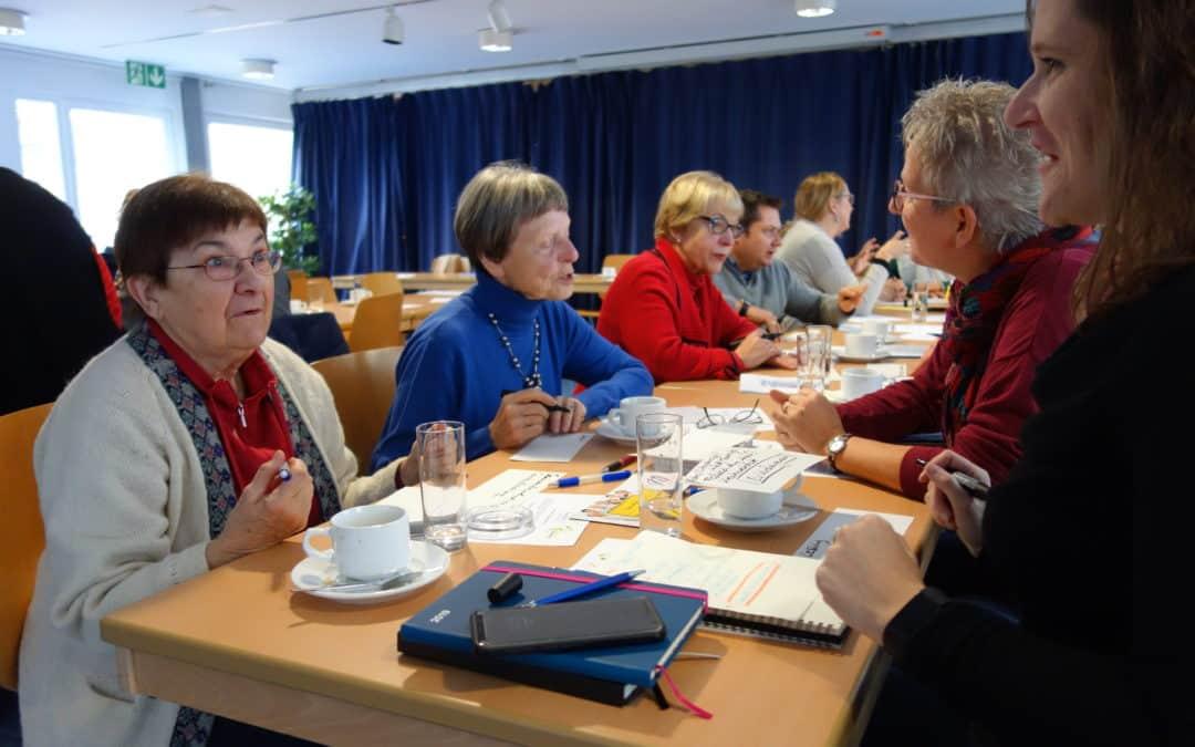 Erste Stadtteilkonferenz – ein Rückblick