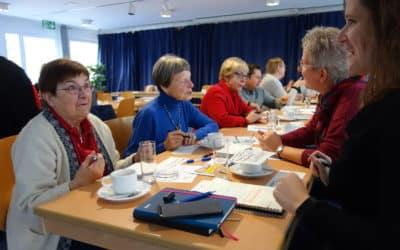 Einladung zur 2. Stadtteilkonferenz des SeniorenNetzwerk Deutz