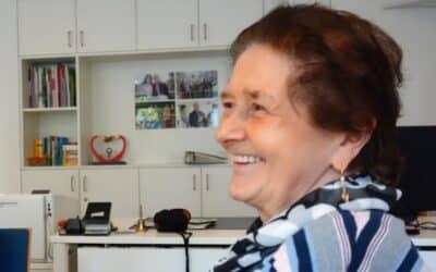 Nach 20 Jahren in den Ruhestand – Abschied von Erika Lazar