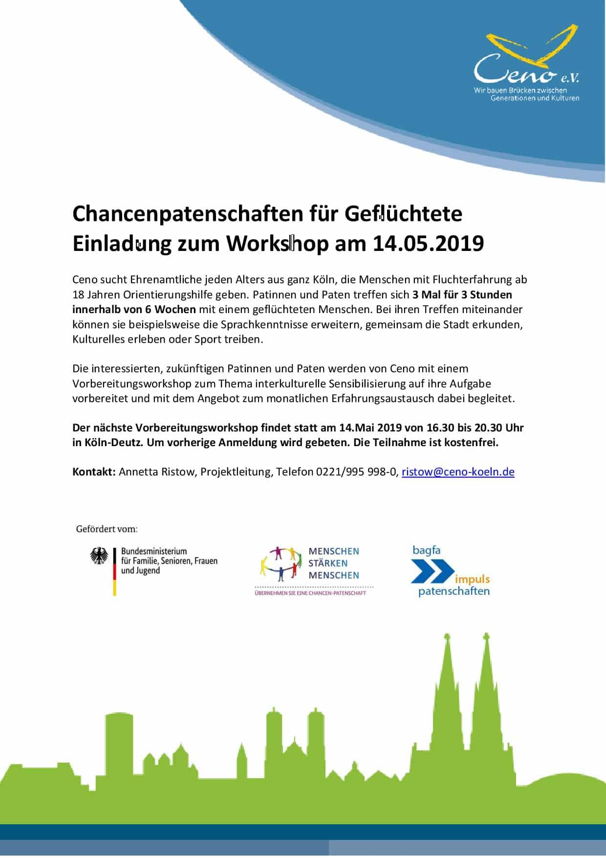 Einladung Workshop 19