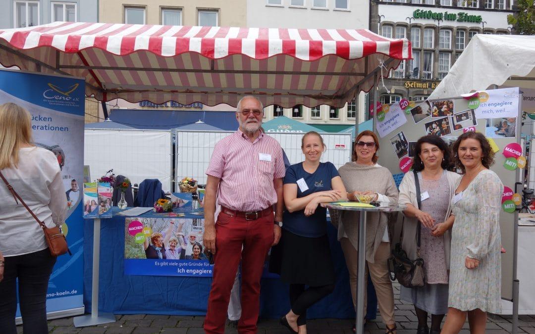Kölner Ehrenamtstag am 01. September
