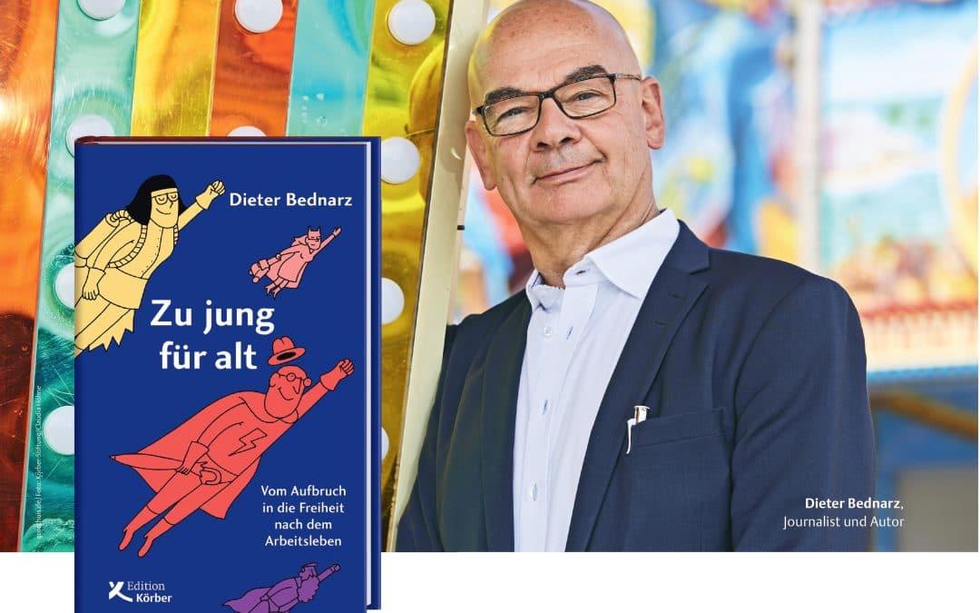 Abgesagt: Lesung mit Dieter Bednarz