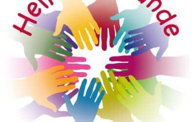 Corona-Einkaufshilfen von Helfende Hände Deutz