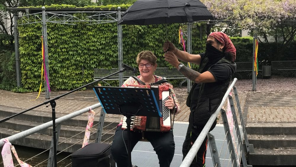 "Hofkonzert ""Singen in den Mai"""